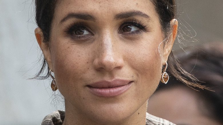 Meghan Markle with husband Prince Harry