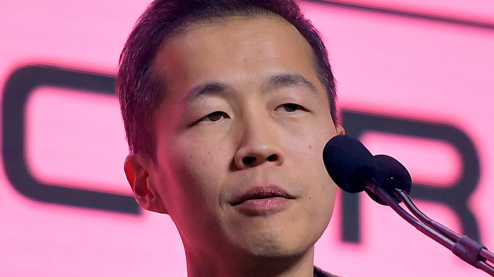 Lee Isaac Chung at the Sundance Film Festival