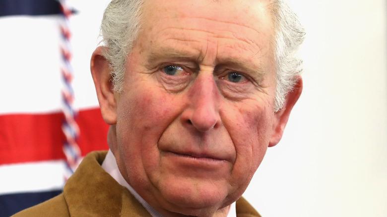 Prince Charles at a royal event