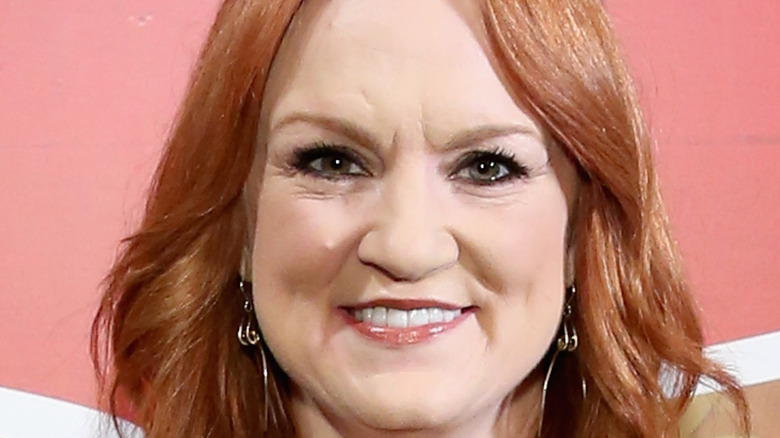 Ree Drummond attending event for her magazine