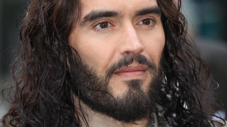 Russell Brand at event