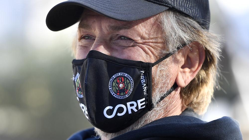 Sean Penn in CORE mask