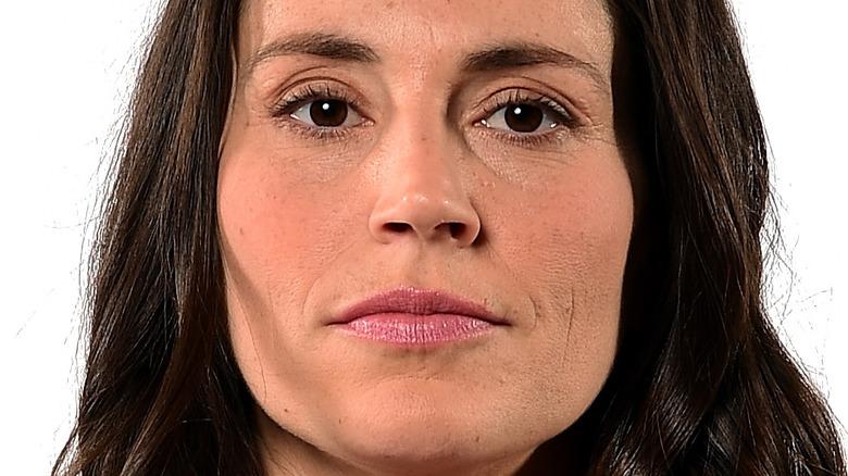 Sue Bird face close-up
