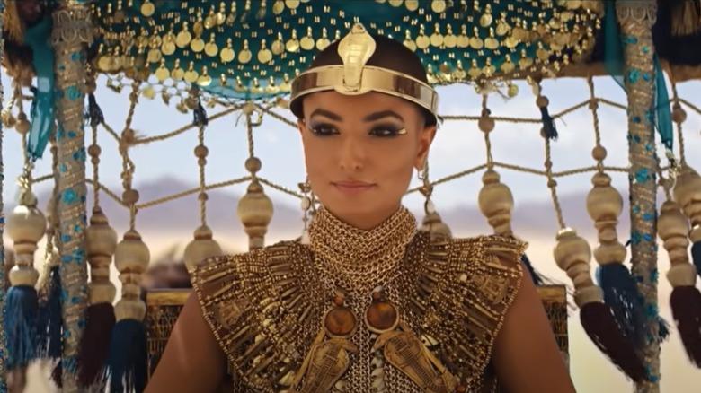 Amazon's Cleopatra commercial