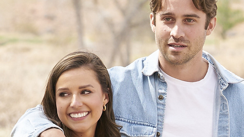 Greg Grippo and Katie Thurston on The Bachelorette