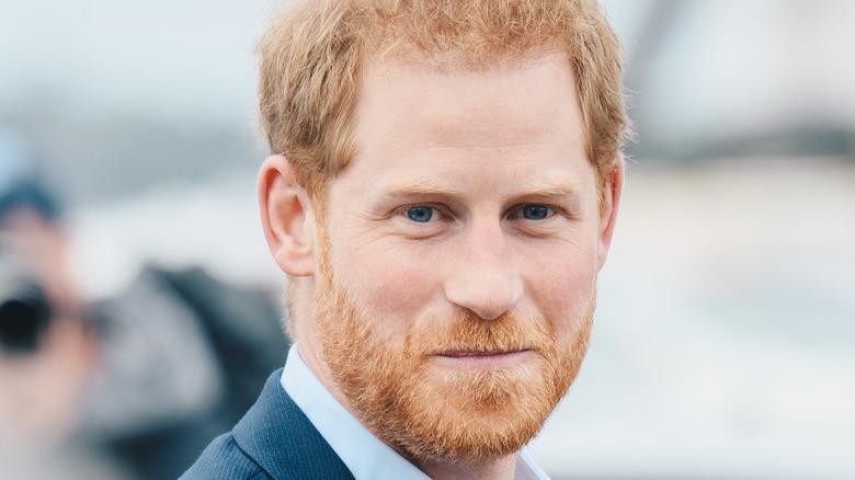 Prince Harry 2018