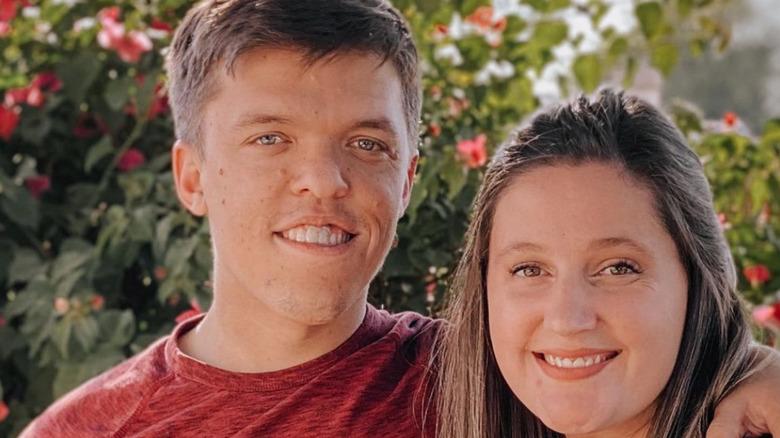 Zach Roloff and Tori Roloff