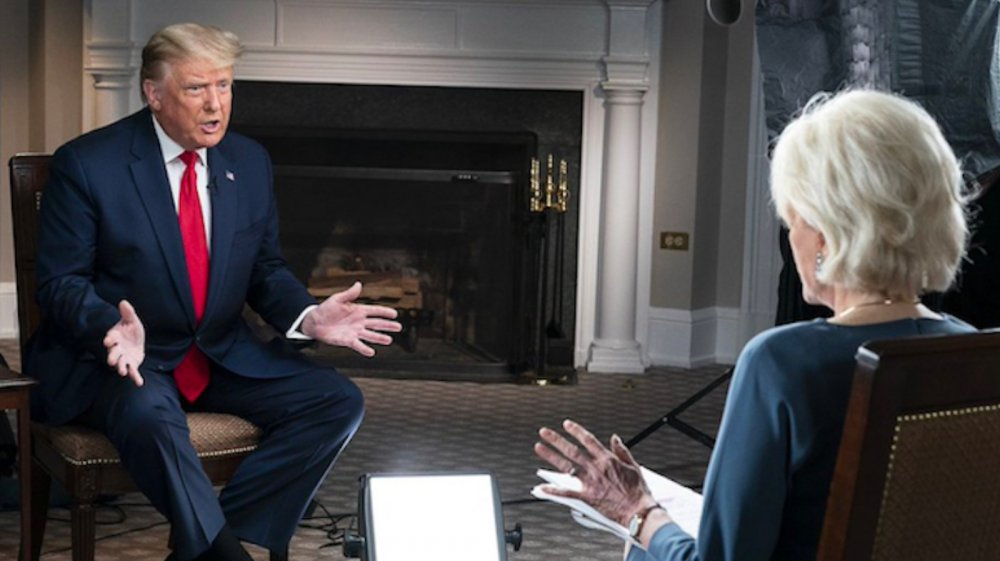 Donald Trump 60 Minutes interview with Lesley Stahl