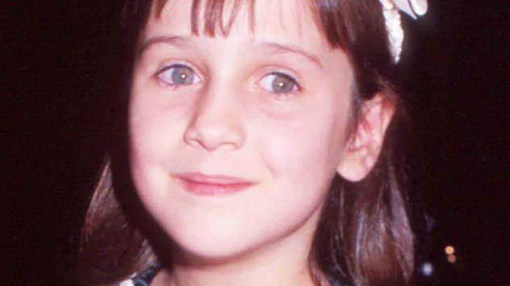 Mara Wilson as child actor