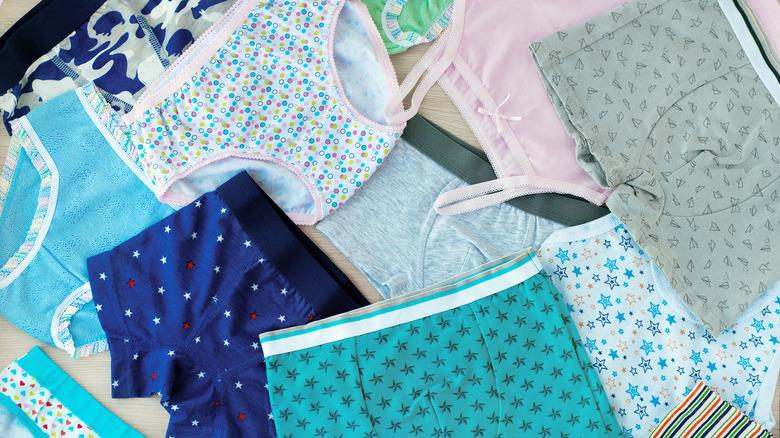 Underwear assortment