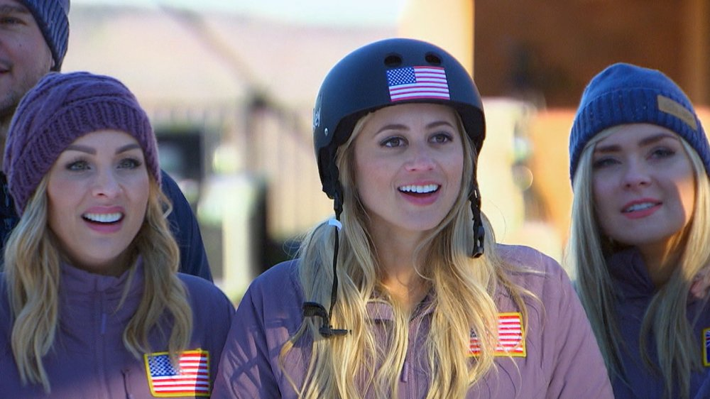 Contestants on The Bachelor: Winter Games