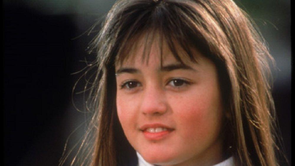 Danica McKellar as Winnie Cooper in The Wonder Years