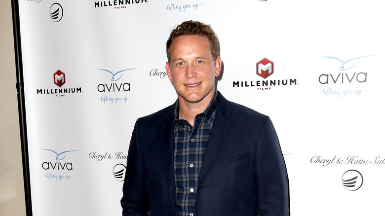 Yellowstone's Cole Hauser poses at an event