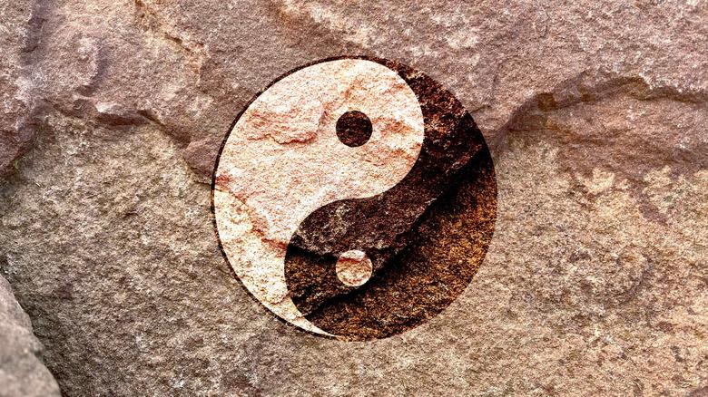 taijitu yin and yang symbol