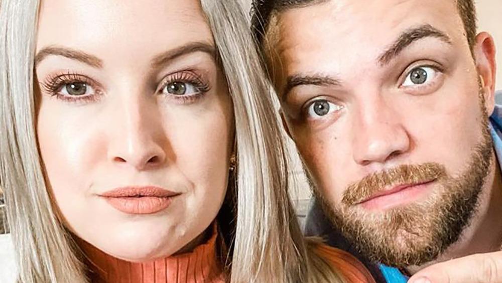 Elizabeth and Andrei couple selfie