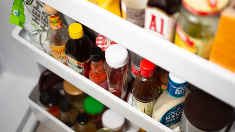 Sauces and other condiments