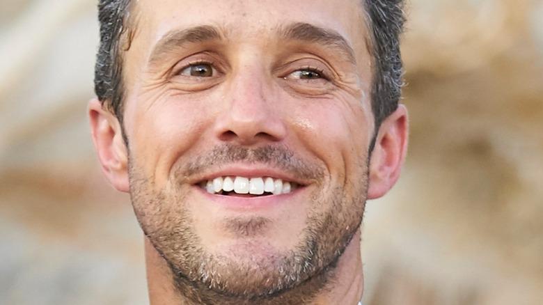 Zac Clark smiling