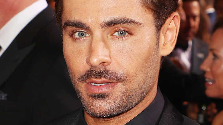 Zac Efron at an event