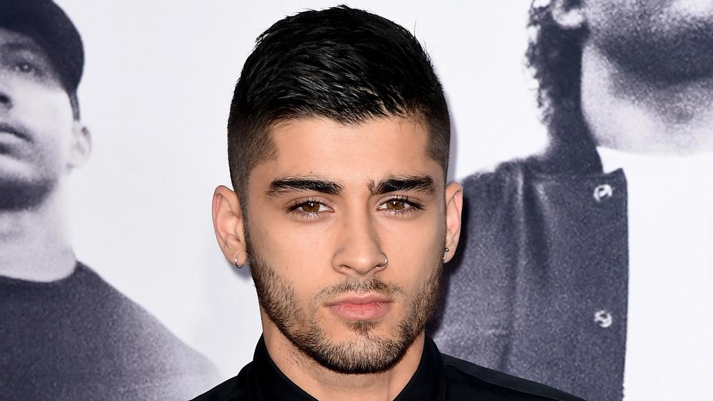 One Direction's Zayn Malik